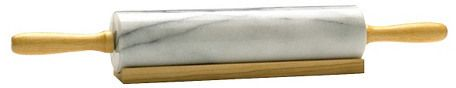 Marble Rolling Pin, White on shopstyle.com
