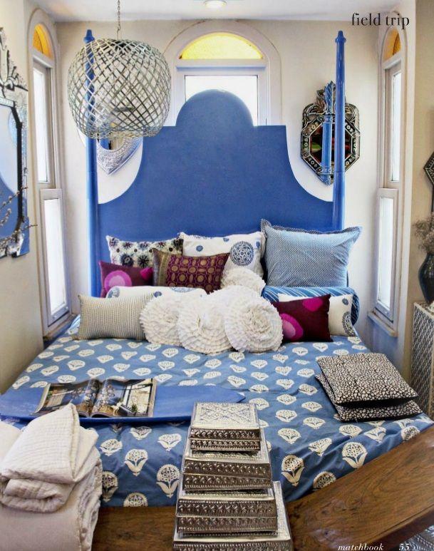 Paint Your Bed Blue :)