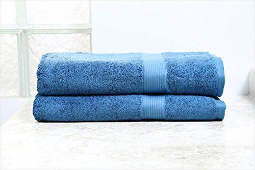 Hotel Collection 2 Piece Bath Sheet, Sky Blue  //Price: $ & FREE Shipping //     #Bathroom