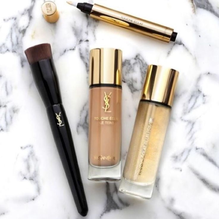 """13.7k Likes, 61 Comments - YSL Beauty Official (@yslbeauty) on Instagram: """"The no-surgery flawless complexion kit is right in front of your eyes. STARRING: TOUCHE ÉCLAT BLUR…"""""""