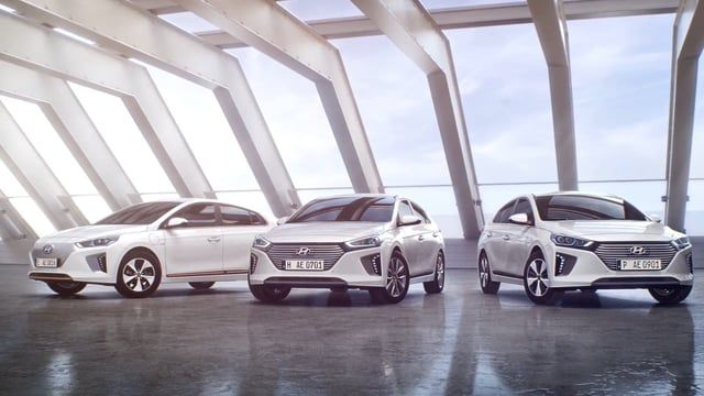 USP Introduction film for Hyundai IONIQ hybrid and IONIC electric.  Project scope: Full 3D film production service from concept to the end product.