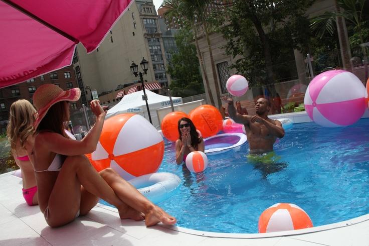 Pool party! #Miami