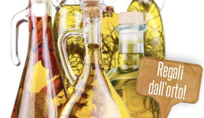 Regali di Natale fai da te: olio aromatizzato con le erbe dell'orto, 5 ricette per tutti i gusti! | Giardinieri in affitto