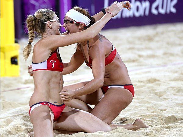 Misty May-Treanor & Kerri Walsh: Queens of the Beach