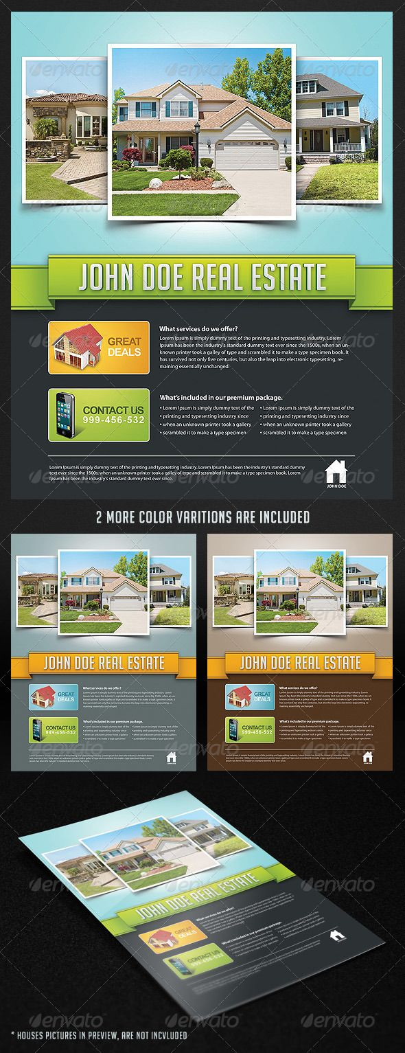 17 best images about real estate brochures flyers corporate real estate flyer
