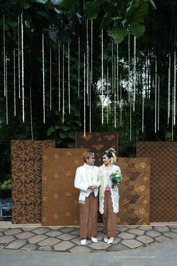 Traditional Java Wedding by Dalang Indonesia - 001