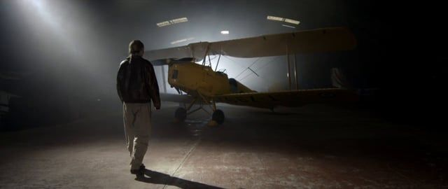 The Flying Lesson is an ambitious action/drama short film involving air-to-air stunt sequences with a vintage WWII Tiger Moth bi-plane.  After the recent death of her grandfather, Phoebe Sanderson (Jessica Blake) takes a flying lesson in the exact plane her grandfather flew in WWII, a recently restored Tiger Moth. With a sense of trepidation, she takes flight with a promise to keep. Only a chauvinistic flying instructor (Richard J. Fletcher) with a secret stands in her way...