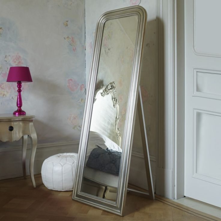 104 best images about mirrors on pinterest floor mirrors for Large stand up mirror