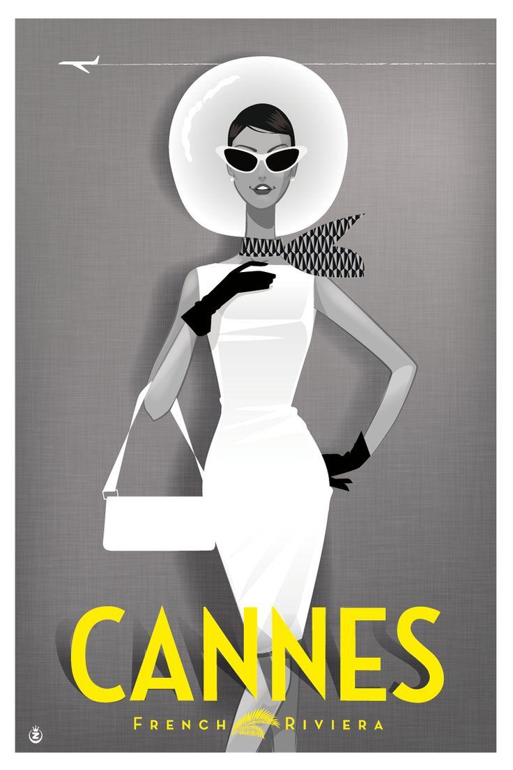 Richard Zielenkiewicz: CANNES                                                                                                                                                                                 Plus