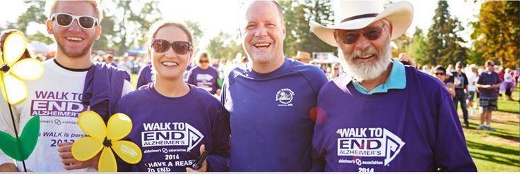 12 Walk to End Alzheimer's events throughout Colorado in 2015