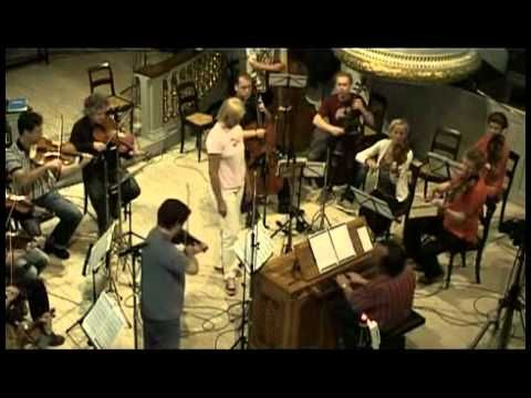 Her voice, those strings...  Anne Sofie von Otter - Erbarme Dich - YouTube