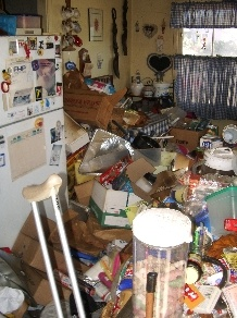 how to start a hoarding clean up business