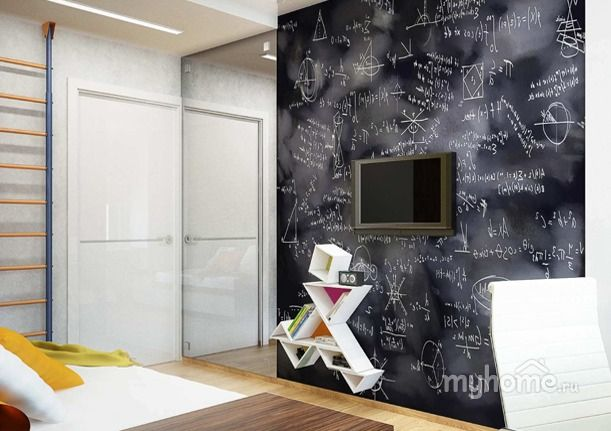 как сделать стену для рисования мелом - Поиск в Google