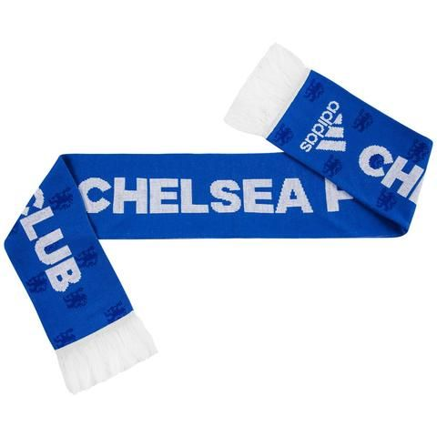 adidas Chelsea FC Home Soccer Scarf