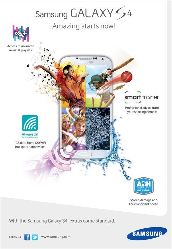Mobile print ads