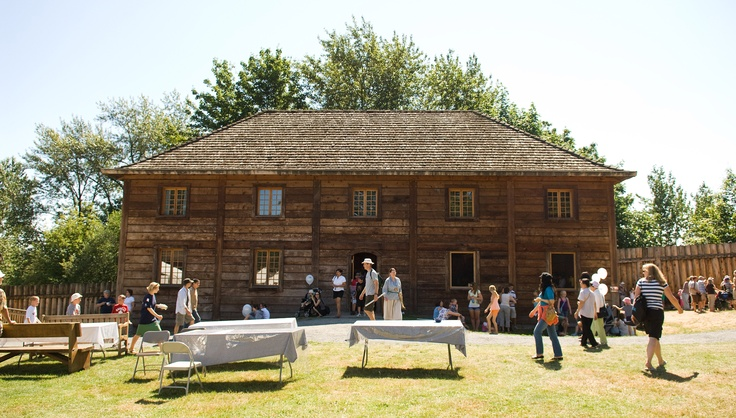 BC Day in Fort Langley