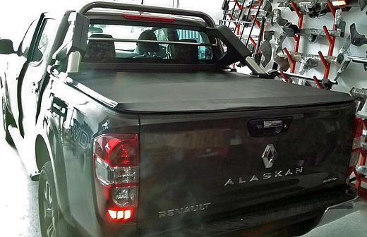 Carpa Plana Renault Alaskan