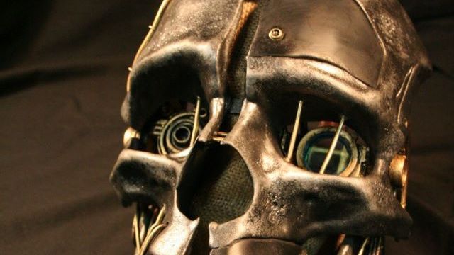Dishonored Mask Replica Related Keywords & Suggestions ...