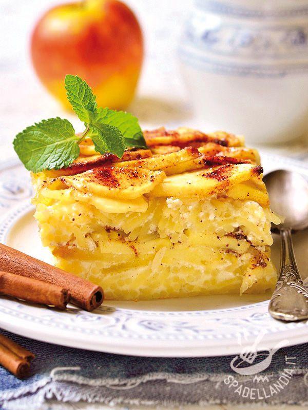 Il Millefoglie di mele è un dolce semplice e squisito, preparato con pochi e genuini ingredienti. La cannella gli regalerà una nota speziata.