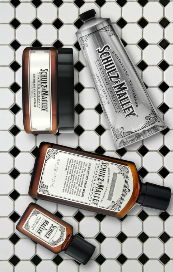 Schulz & Malley makes grooming products you'll use everyday