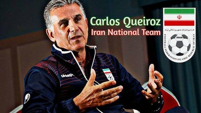 Irão de Carlos Queiroz vence Uzbequistão e lidera grupo para o Mundial na Rússia