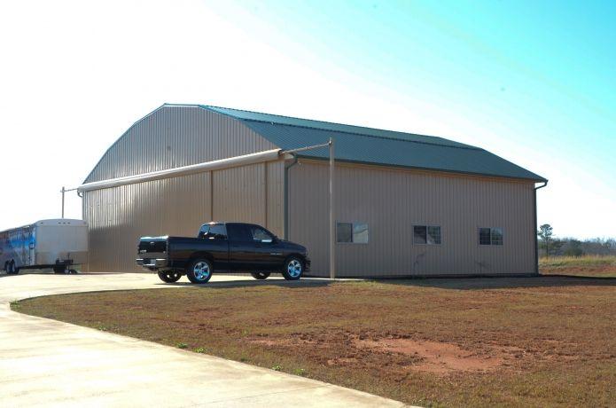 7 best aviation metal hangars images on pinterest for Gambrel roof metal building