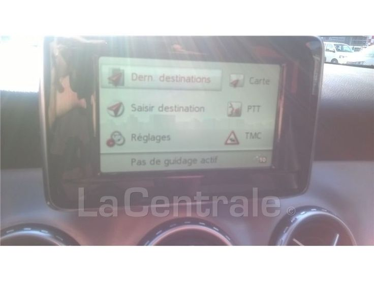MERCEDES GLA 200 CDI 4-MATIC FASCINATION 7-G DCT A 2015 Diesel occasion - Sallanches - Haute-Savoie 74