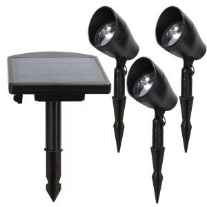 Solar Powered Outdoor Landscaping Lights