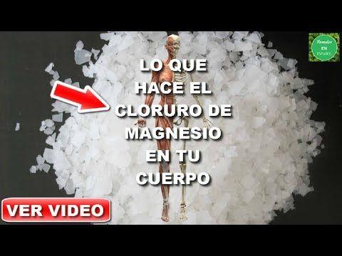 ¿Para que sirve el cloruro de magnesio? Propiedades y beneficios del cloruro de magnesio - YouTube