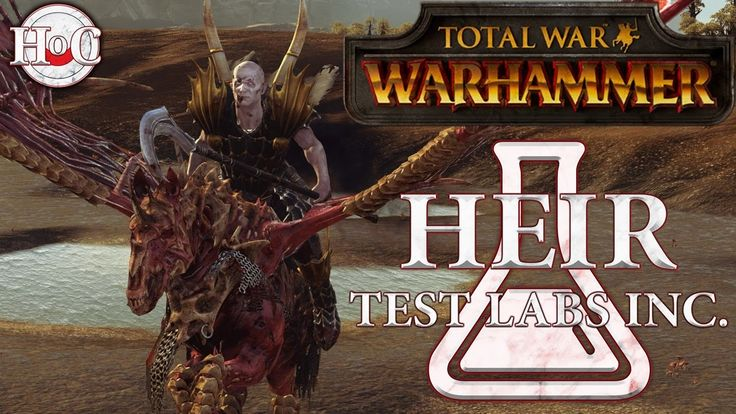Heir of Carthage Winds of Magic testing