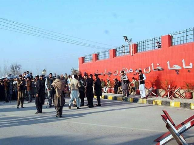 United in tragedy: Lawmakers adopt resolution against attack on Bacha Khan University - The...