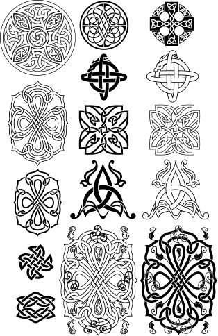 == Aon Celtic Art == Celtic knots