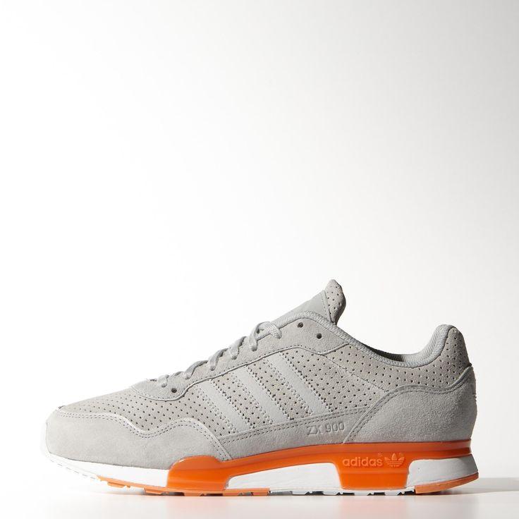 Adidas Gris Et Orange