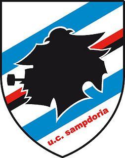 U.C. Sampdoria (Unione Calcio Sampdoria, S.p.A.)   Country: Italy. País: Italia.   Founded/Fundado: 1946/08/01. Badge/Crest/Escudo.