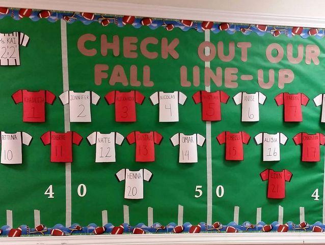Clever Back To School Bulletin Board Ideas