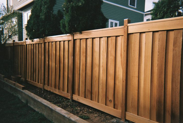 True Privacy Overlapping Fence Boards Offer A Better