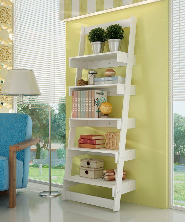 M s de 1000 ideas sobre estantes escalera en pinterest for Estanteria bajo escalera