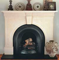 Fireplace ideas and Fireplaces