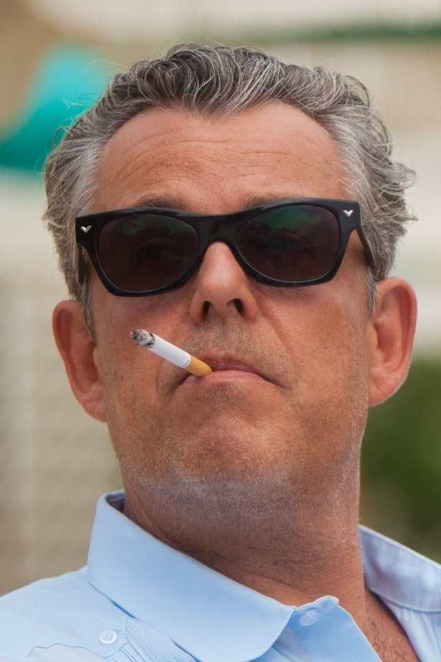 Danny Huston in Magic City   John Houstons son, Angelica's Brother  BAD mean sicko in show   He survived the season Finale,,, whoa   Ike is in trouble NOW