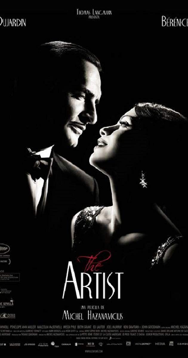 Directed By Michel Hazanavicius With Jean Dujardin Berenice Bejo