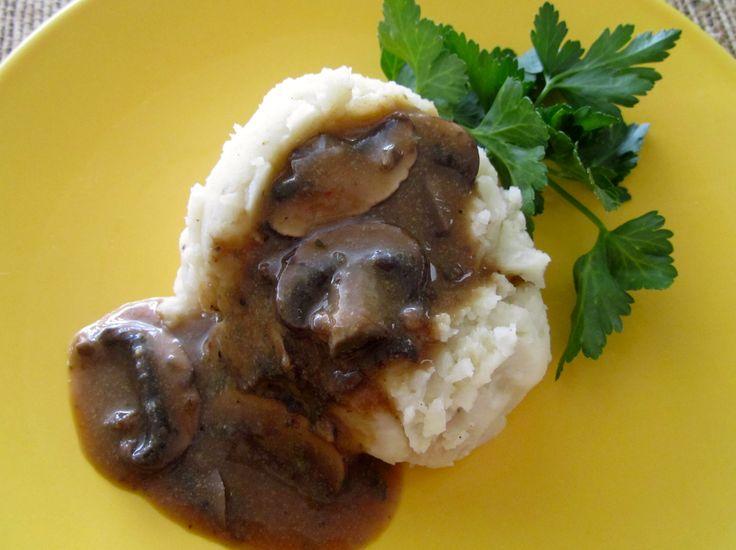 Everyday Mushroom Gravy