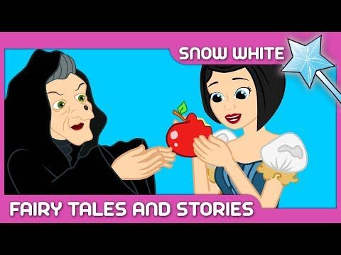 Snow White and Seven Dwarfs Story for Kids | Fairy Tale Bedtime Stories for Children and all Family - YouTube