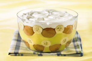 This original banana pudding recipe can be summed up in one word: classic.