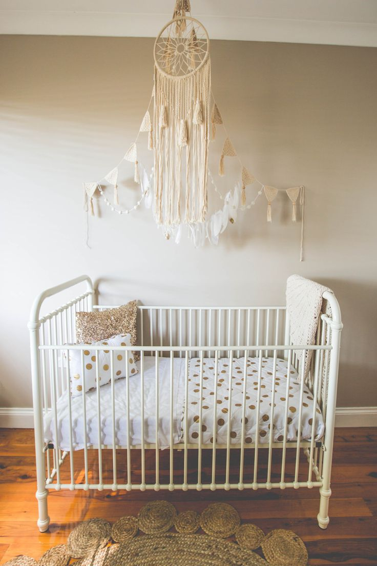 Baby bed extension uk - Boho Nursery Incy Interiors Reece Cot