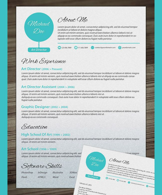 17 best images about cv on pinterest creative resume cv
