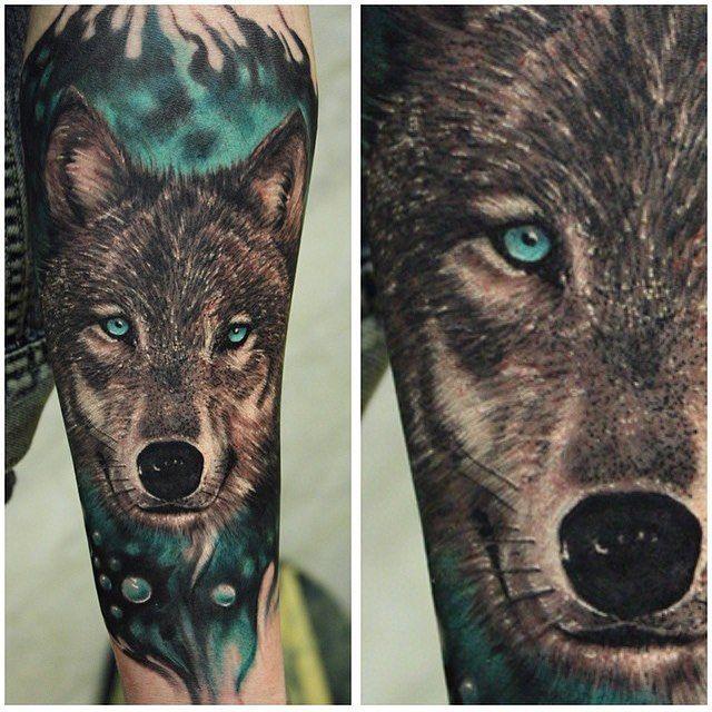 Les 124 meilleures images du tableau wolf tattoo designs - Cuisiner vesse de loup ...