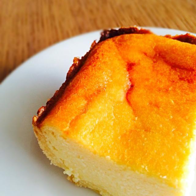市販のタルトを使わなくても、とっても簡単にタルト生地が作れます(b゚v`*) - 3件のもぐもぐ - チーズケーキタルト by yeinonko