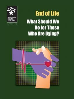 Scroll down to order the End of Life issue guide and other related materials. What ought to be done at the end of life is both a personal and public decision. As our population ages, it is becoming a matter of great concern for the entire nation. Diseases that would have been death sentences a few decades ago are now often treatable. This guide explores end-of-life decisions and examines options and trade-offs inherent in this sensitive and universal issue. Medical advances make it more…