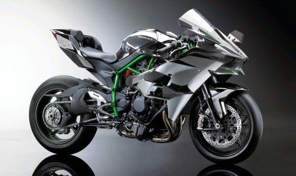 Kawasaki Ninja H2R Motor Tercepat di Dunia