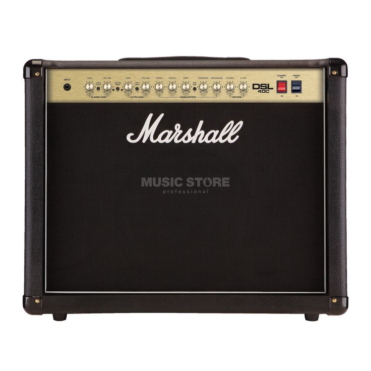 Marshall DSL 40 C Combo - [GIT0025630-000]